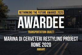 Marina di Cerveteri Restyling Project Rome 2020 | AMAART