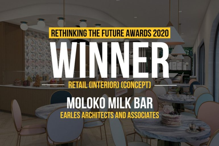 Moloko Milk Bar | Earles Architects and Associates