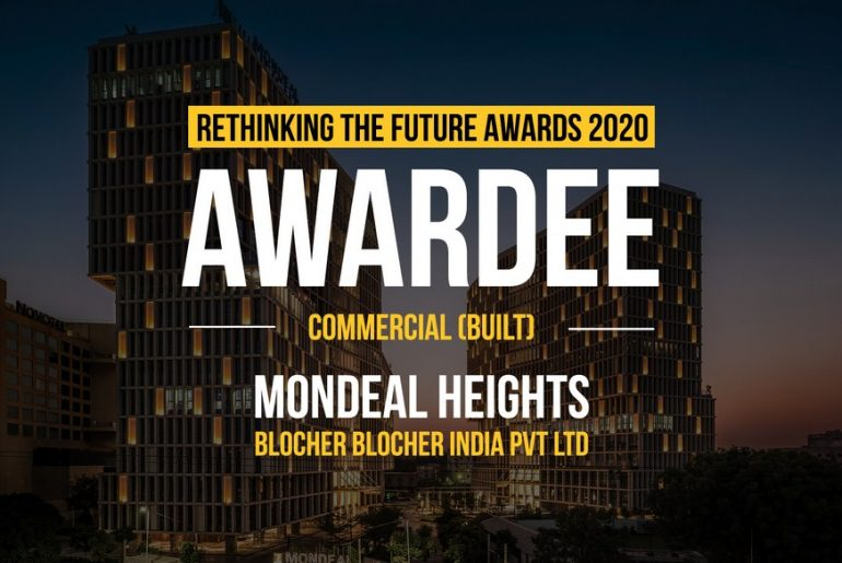 Mondeal Heights | Blocher Blocher India Pvt Ltd