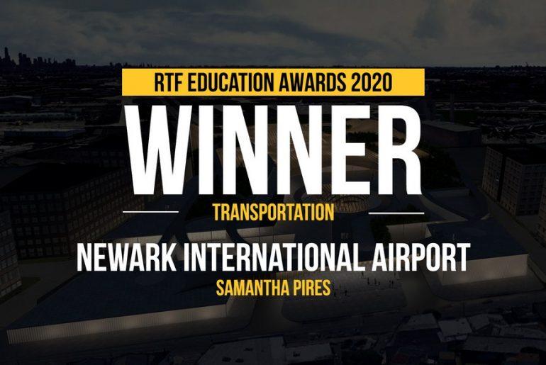 Newark International Airport | Samantha Pires