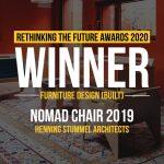 Nomad Chair 2019 | Henning Stummel Architects