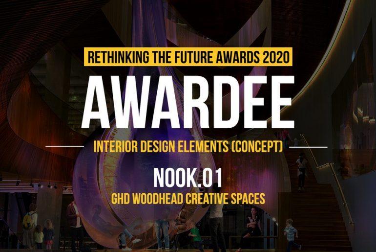 Nook.01   GHDWoodhead Creativespaces