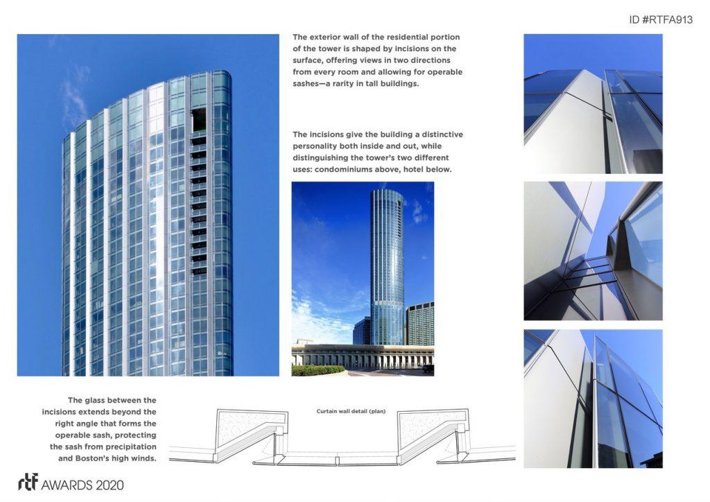 One Dalton: Four Seasons Hotel and Private Residences   Pei Cobb Freed & Partners - Sheet3