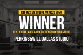Perkins&Will Dallas Studio