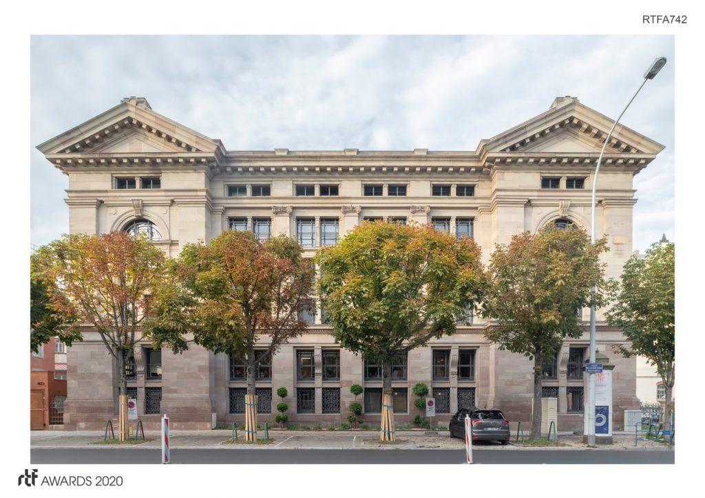 Réhabilitation des anciennes archives départementales en logements | S&AA - Schweitzer et Associes Architectes - Sheet2