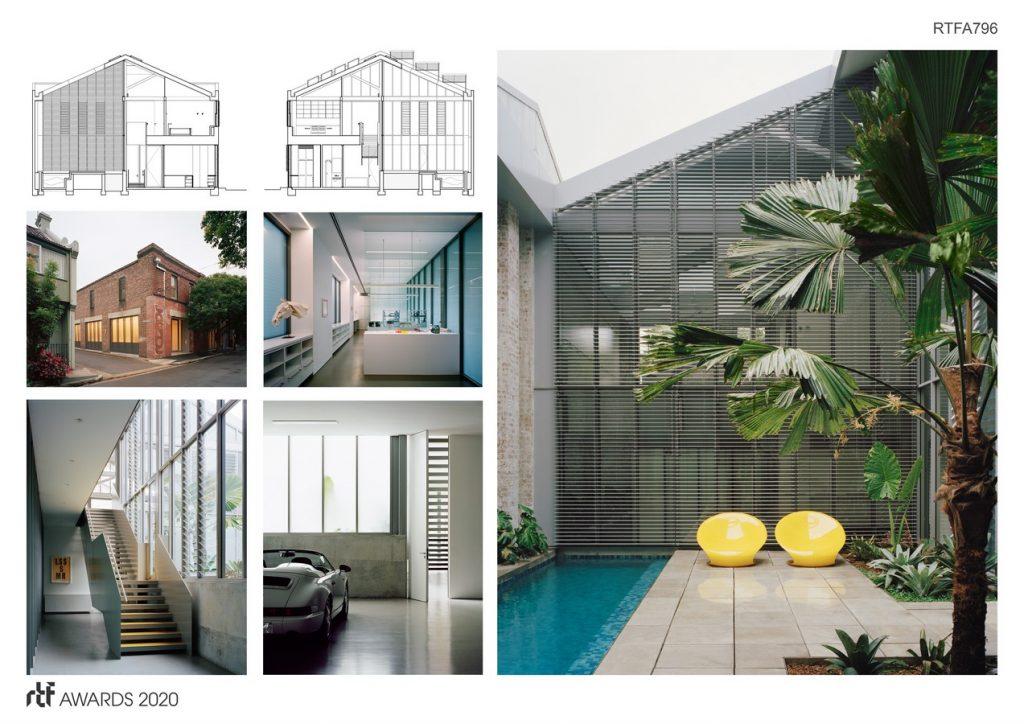Redfern Warehouse | Ian Moore Architects - Sheet3