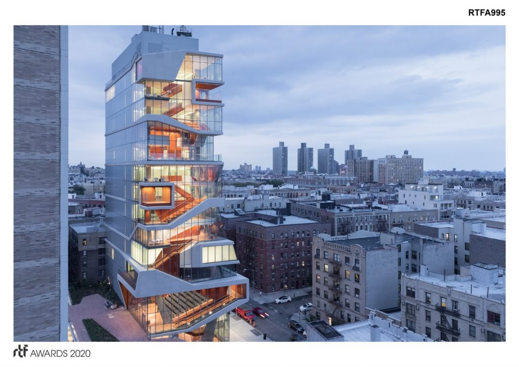 Roy and Diana Vagelos Education Center | Diller Scofidio + Renfro - Sheet1