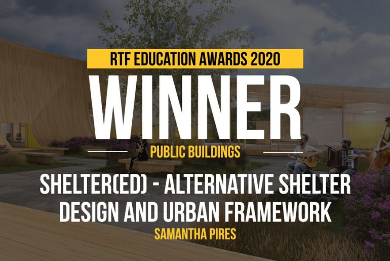 Shelter(ed) - Alternative Shelter Design and Urban Framework | Samantha Pires