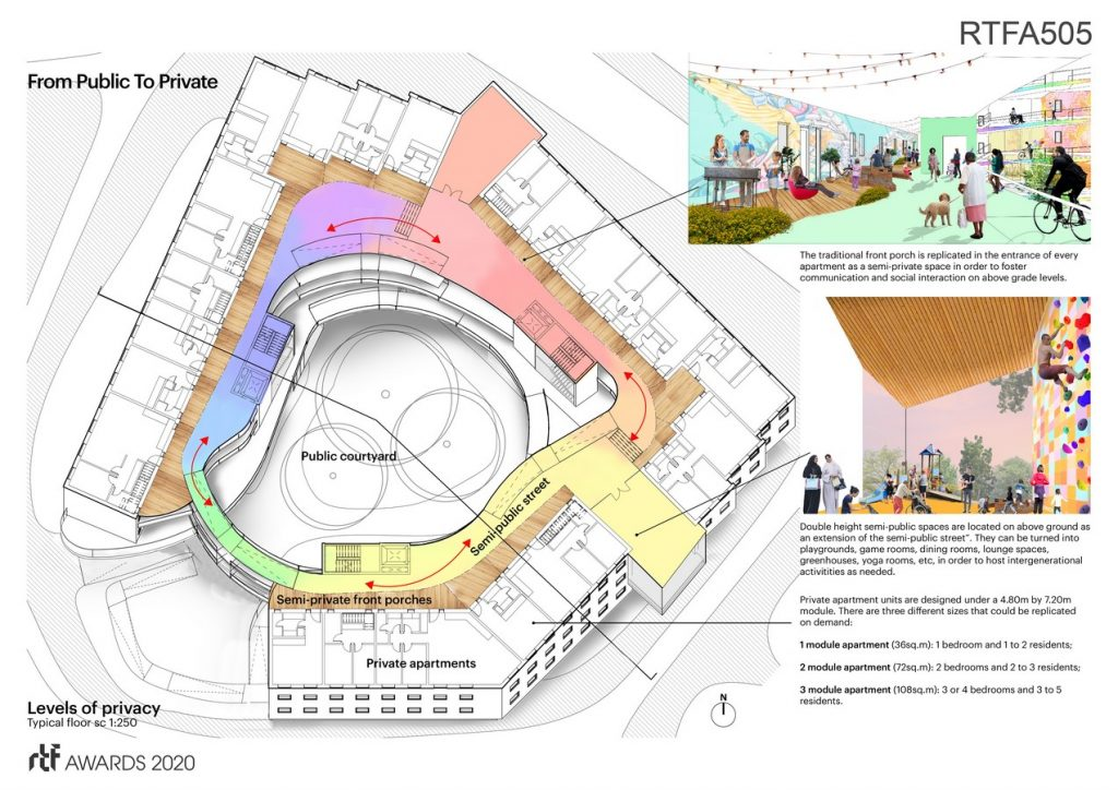 Social Co-housing | Sustainable (A/O Paul Dowsett Architecture Ltd.) - Sheet4