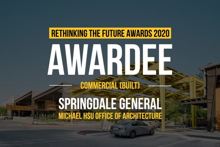 Springdale General | Michael Hsu Office of Architecture