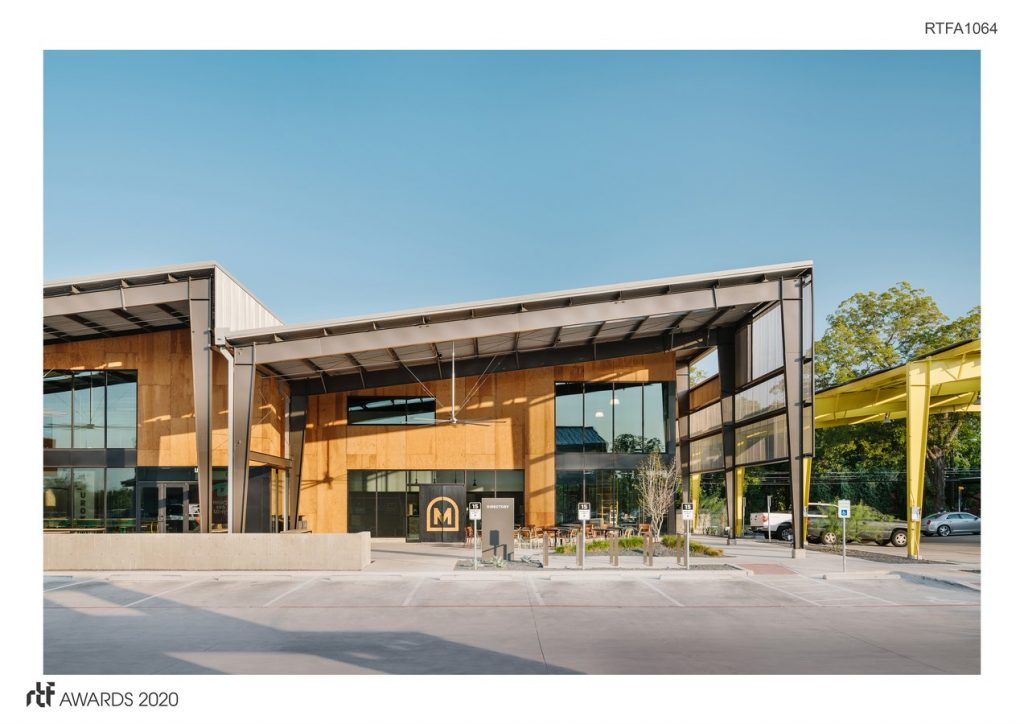 Springdale General By Michael Hsu Office of Architecture - sheet2