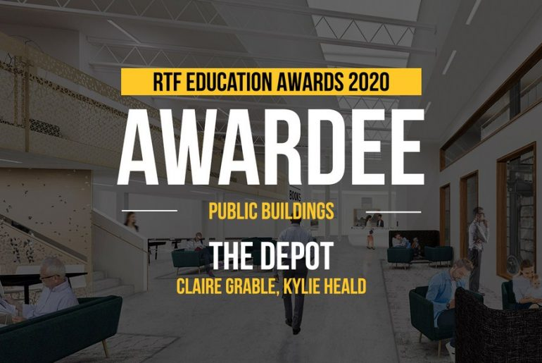 The Depot | Claire Grable