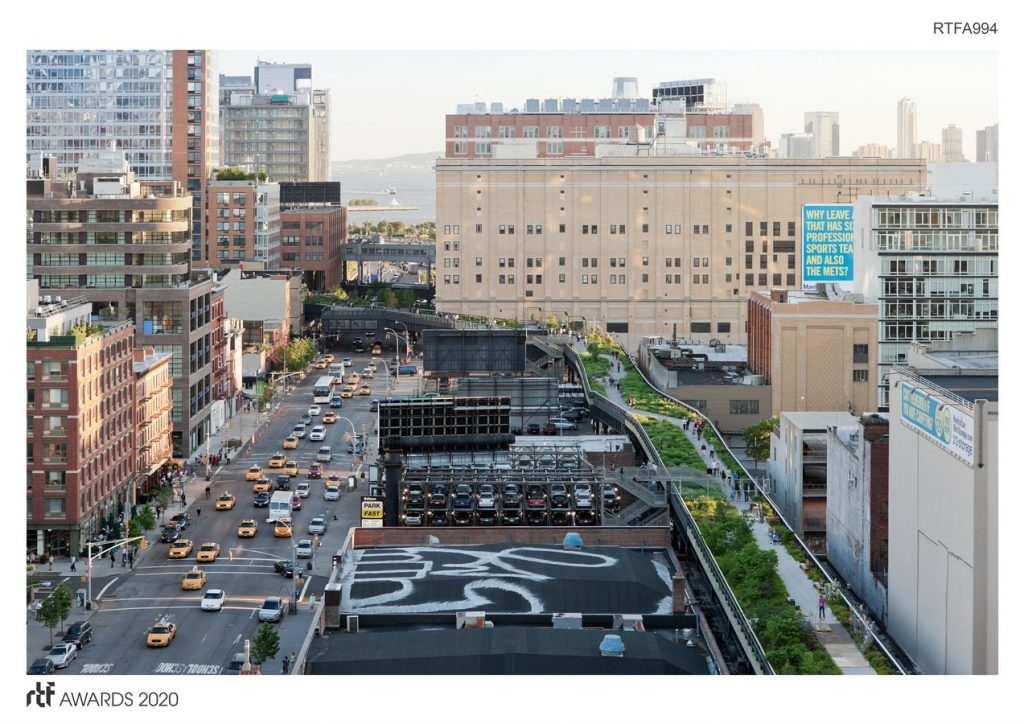 The High Line | Diller Scofidio + Renfro - Sheet2
