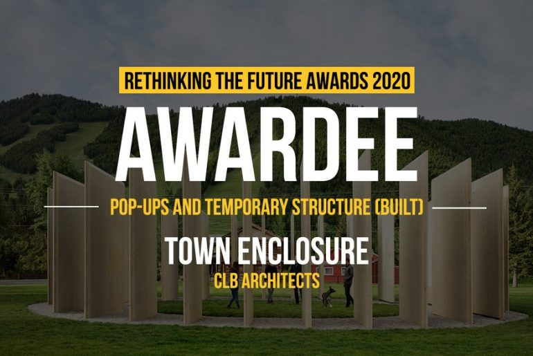 Town Enclosure   CLB Architects