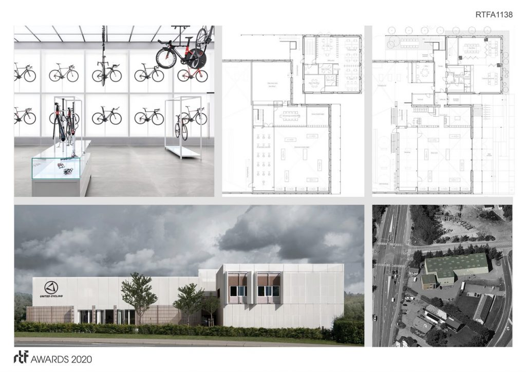 United Cycling LAB & Store | Johannes Torpe Studios - Sheet2