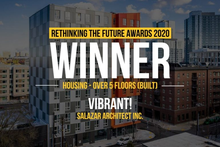 Vibrant! | Salazar Architect Inc.