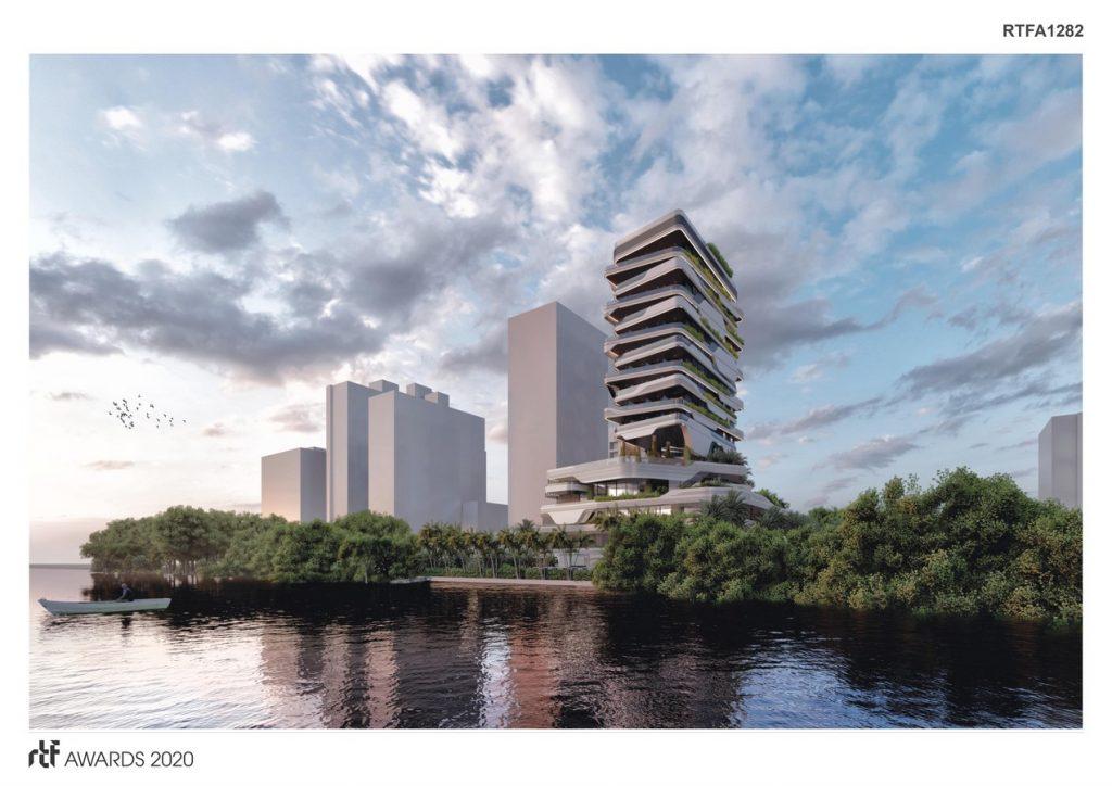 YACHT HOTE, SAN JUAN DE PUERTO RICO   DNA BARCELONA ARCHITECTS - Sheet1