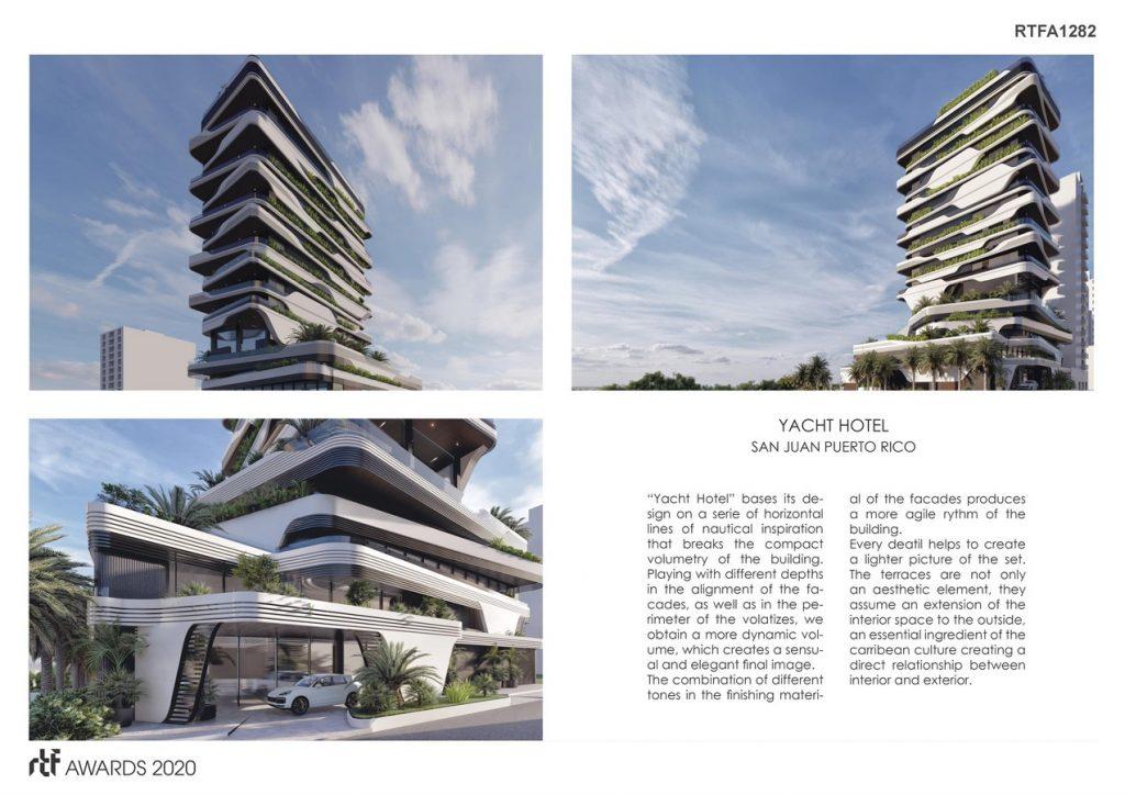 YACHT HOTE, SAN JUAN DE PUERTO RICO   DNA BARCELONA ARCHITECTS - Sheet2