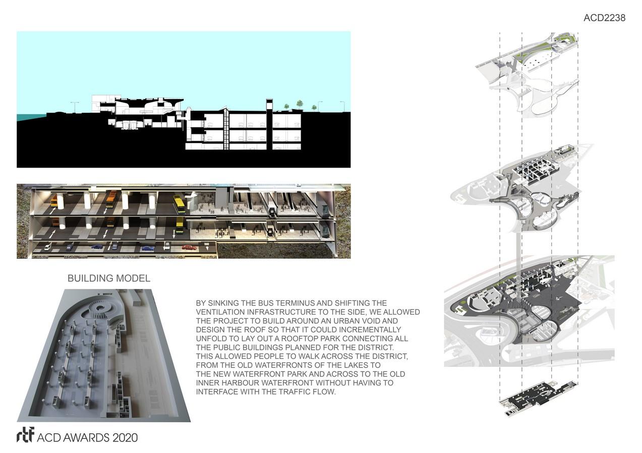 BPTI – Barra Public Traffic Interchange By LBA Architecture & Planning - Sheet3
