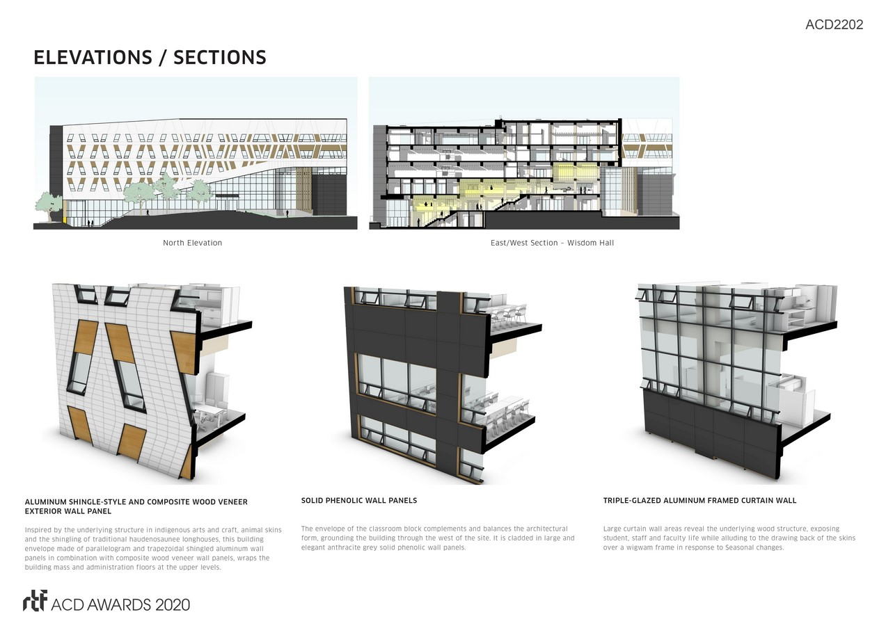 Centennial College A-Block Expansion Building By DIALOG - Sheet4