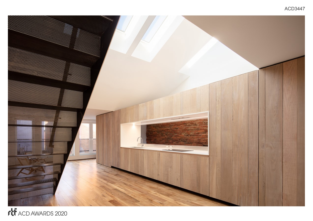 Downtown Loft By Bushman Dreyfus Architects - Sheet1