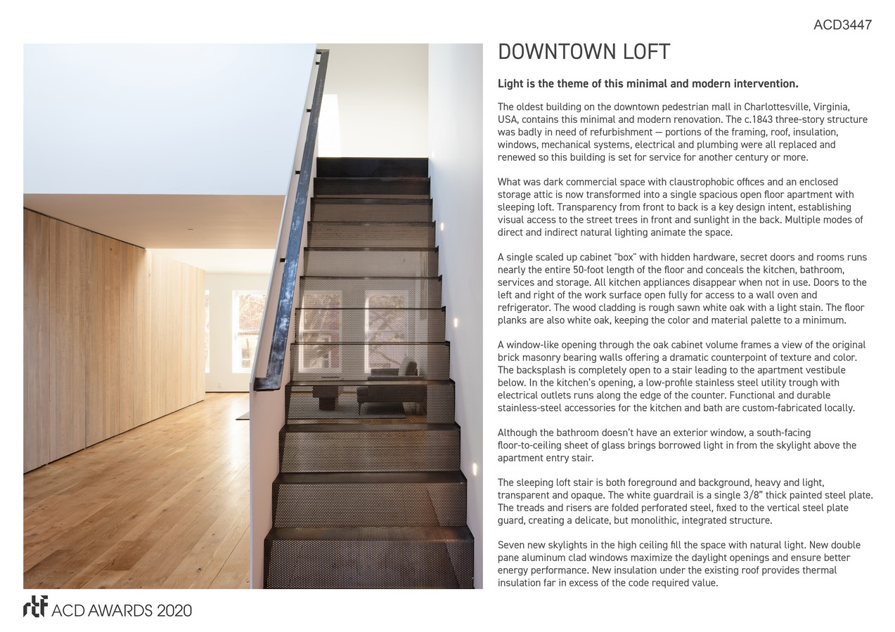 Downtown Loft By Bushman Dreyfus Architects - Sheet2