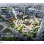 Fuzhou Shangri-La Mixed-use Development By Lead8 - Sheet1