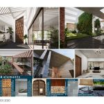 House of streets and Courtyards By Suppose Architecture Studio - SHeet5