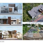 House of streets and Courtyards By Suppose Architecture Studio - SHeet6