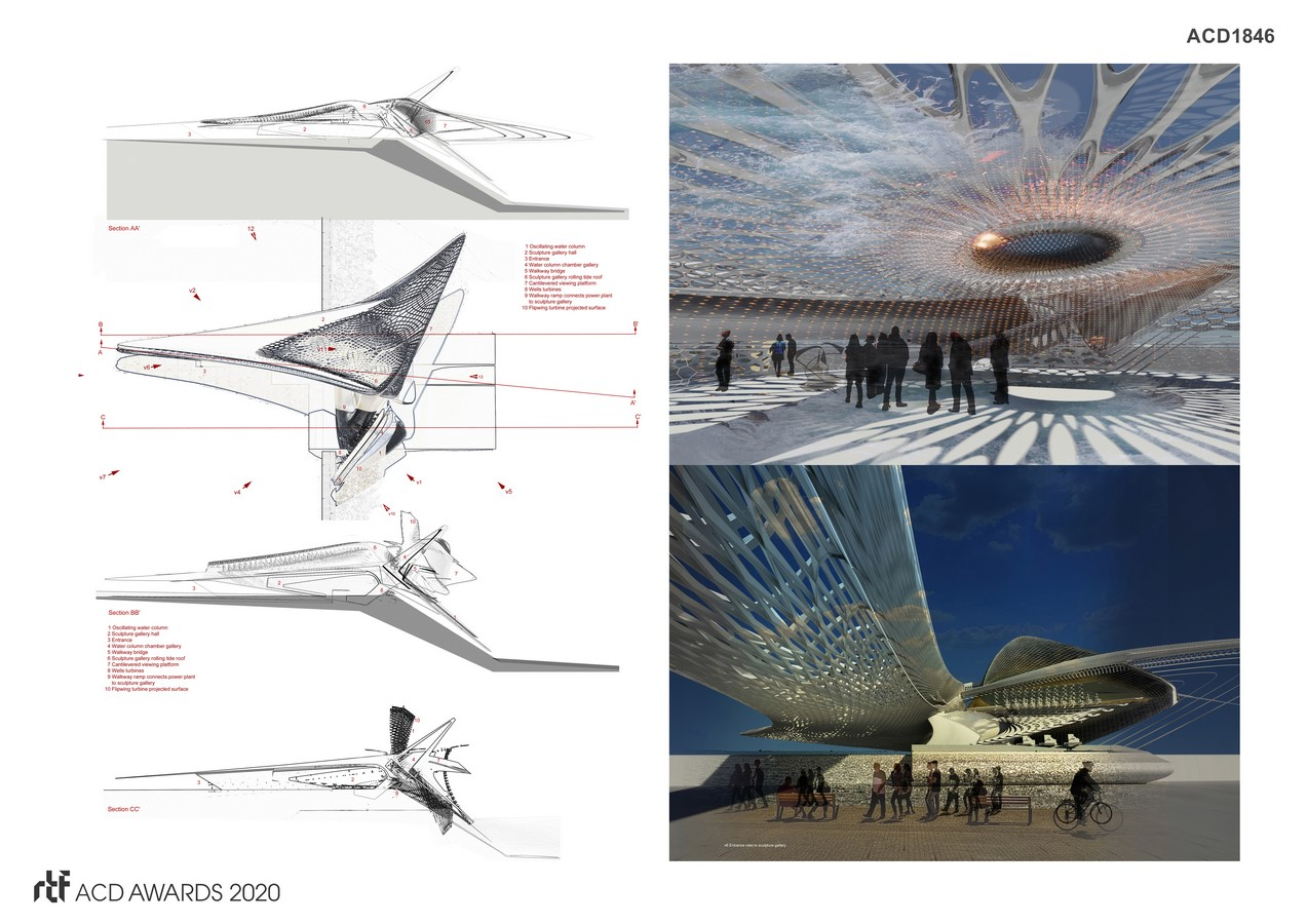 Hydroelectric Sculpture Gallery By Margot Krasojević Architects - Sheet4