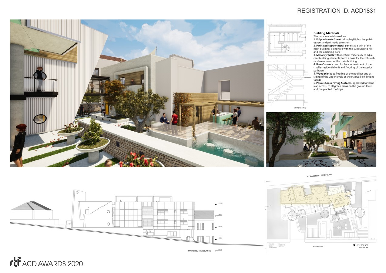 INTERelatonships By Yanniotis & Associates, Architects & Consulting Engineers - Sheet5