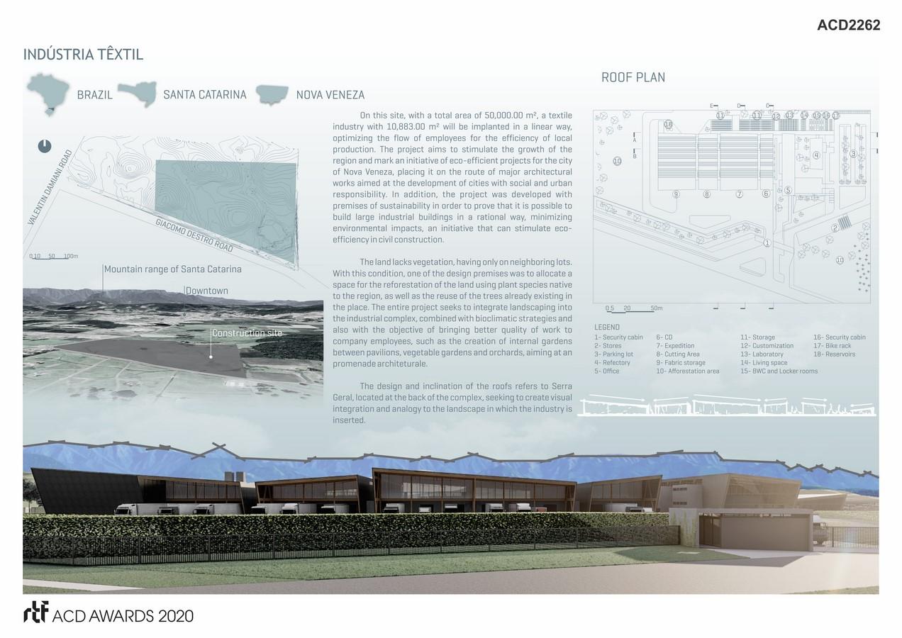 Indústria Têxtil By ES ARQUITETURA - Sheet2
