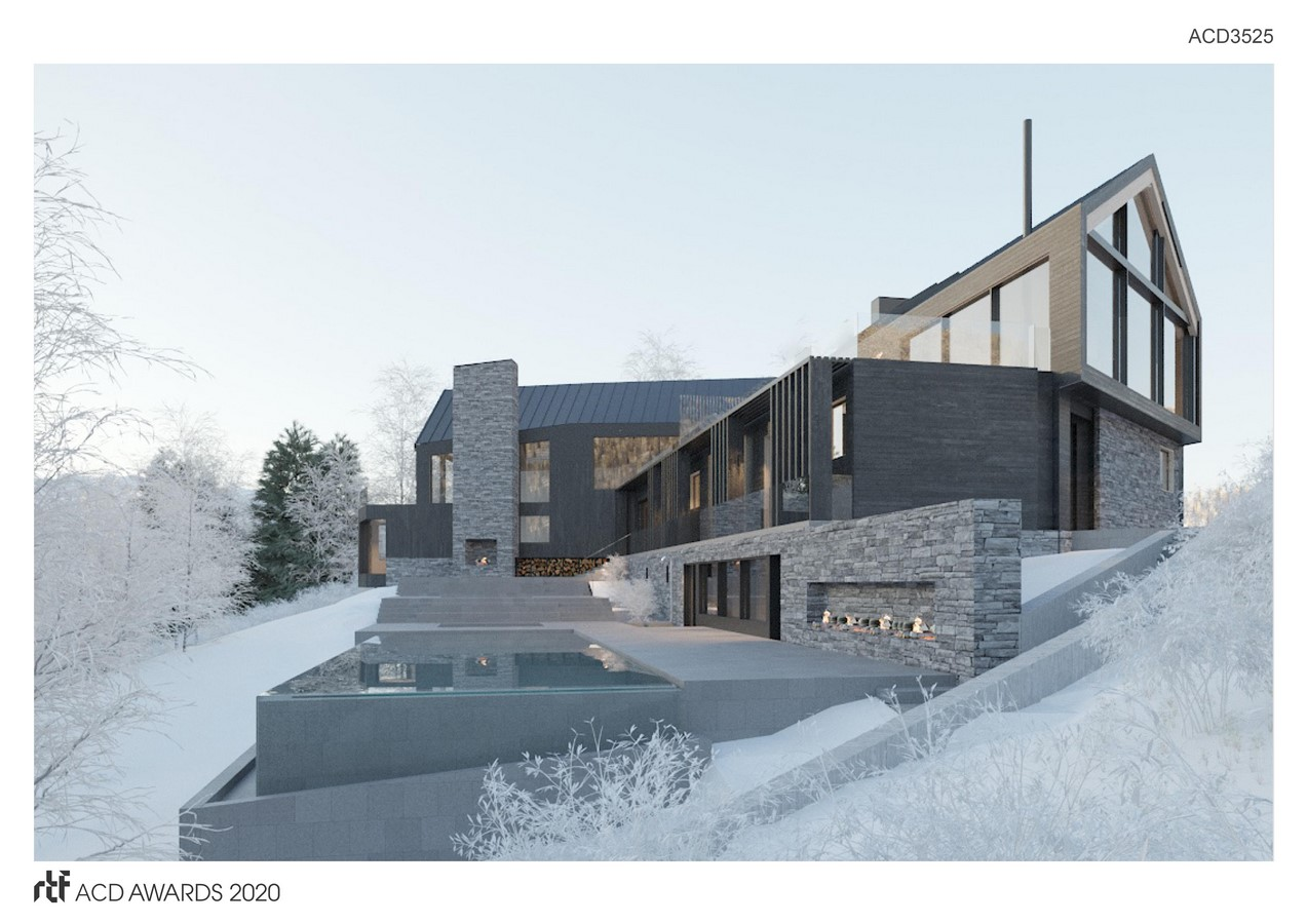 Lot 4 By Stephen Moser Architect - Sheet2