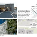 Marina di Cerveteri Restyling project Rome 2020 By AMAART Architects - Sheet2