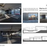 Marina di Cerveteri Restyling project Rome 2020 By AMAART Architects - Sheet4