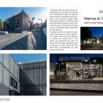 Marina di Cerveteri Restyling project Rome 2020 By AMAART Architects - Sheet5