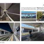 Marina di Cerveteri Restyling project Rome 2020 By AMAART Architects - Sheet6