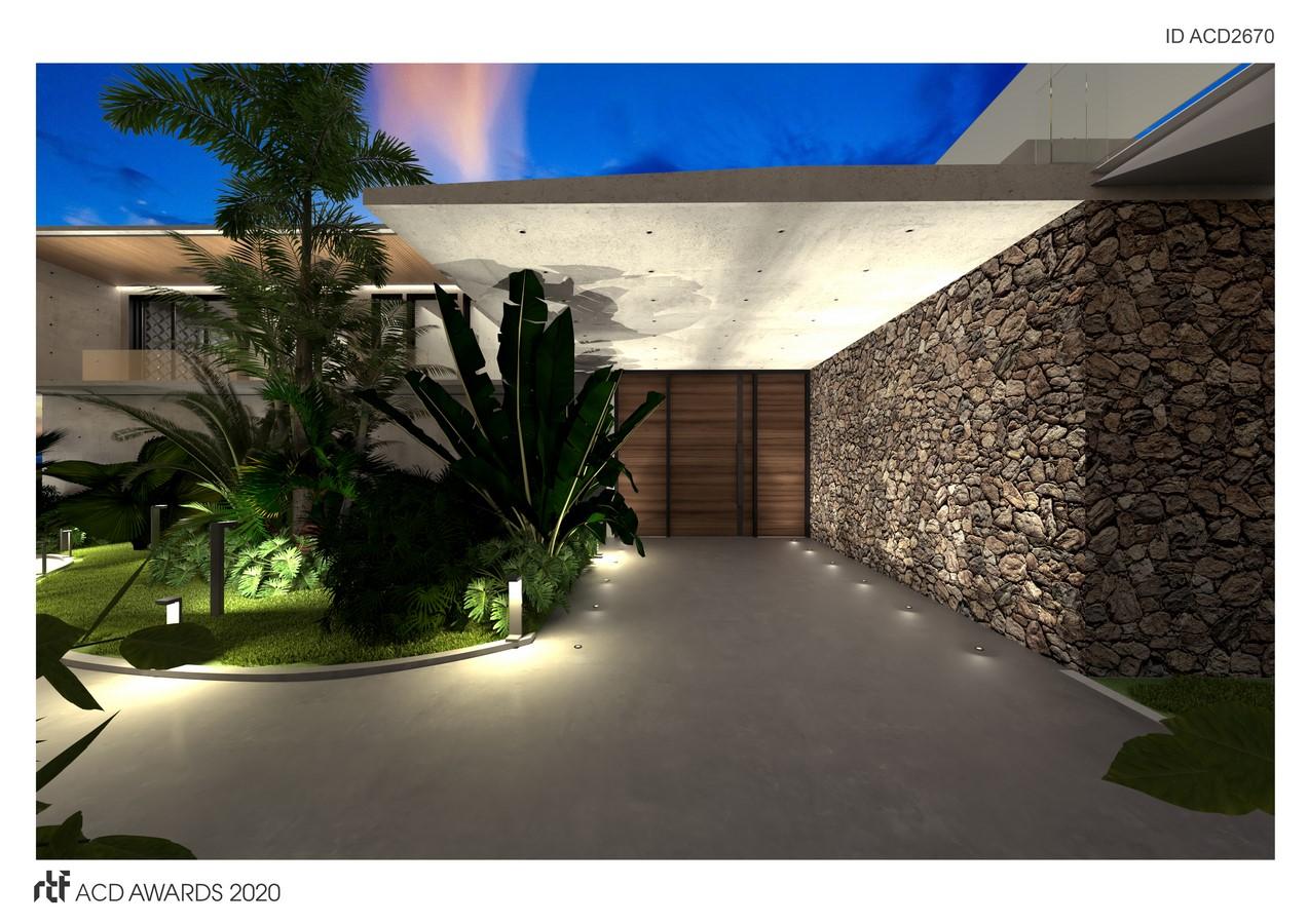 Mica Passive House By Ricardo De Castro - SHeet1