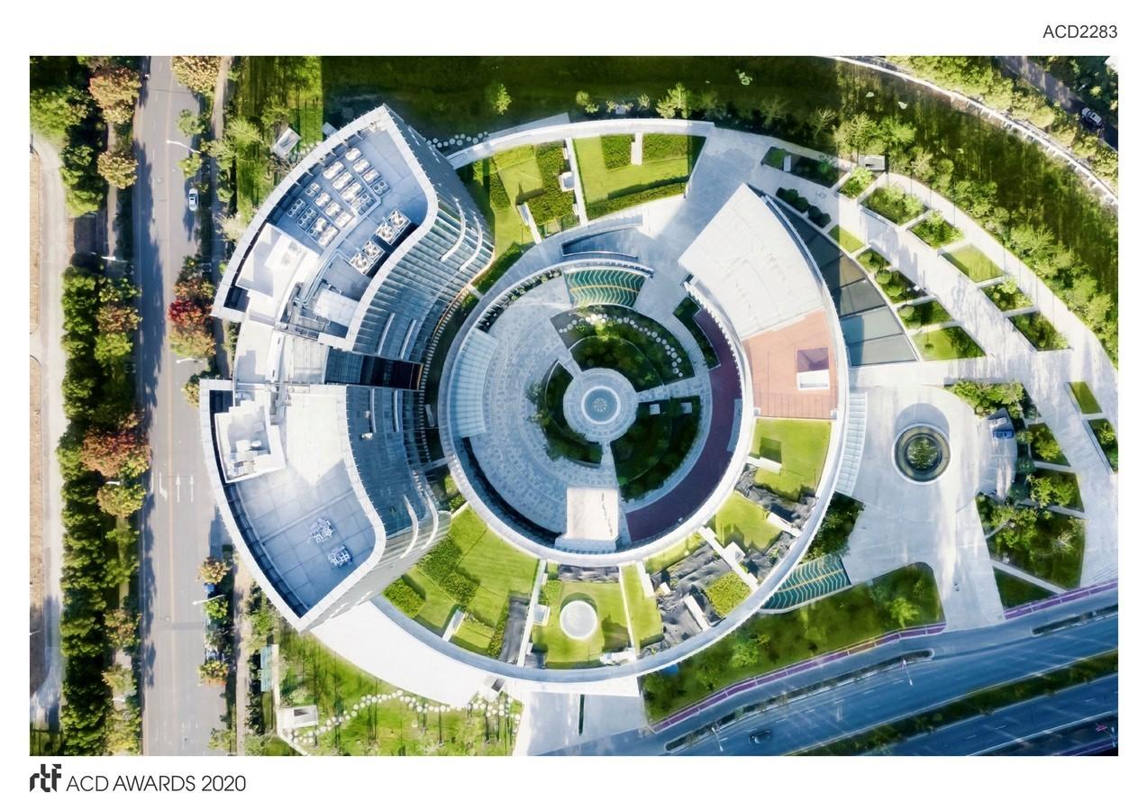 Nanjing Chuangyuan Tower By DP Architects - Sheet1
