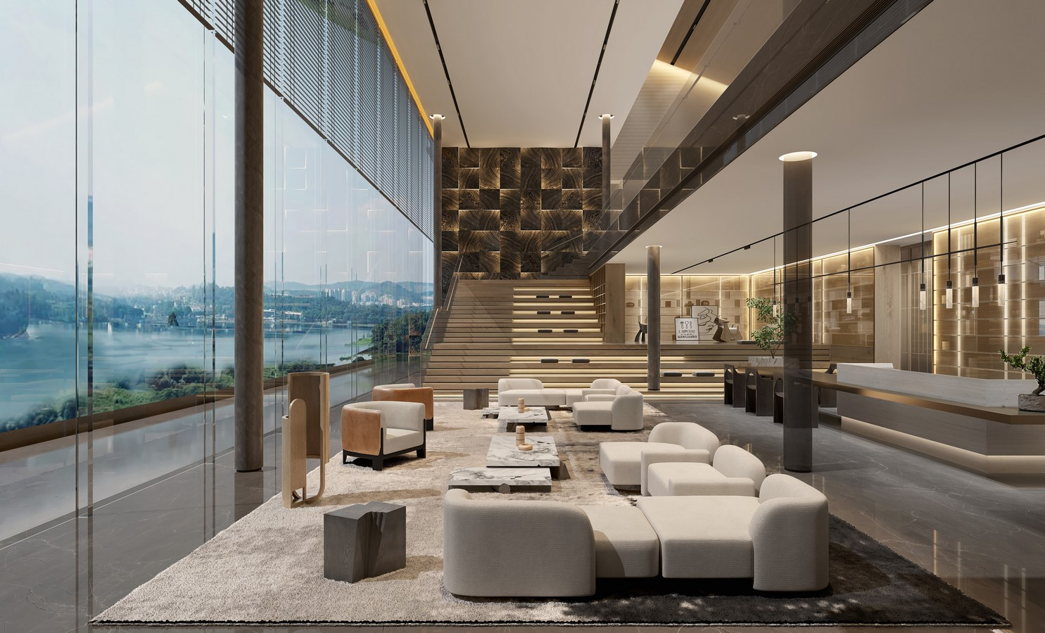 POLY·ZHOUSHAN SALES OFFICE By Harmony World Consultant & Design - Sheet4