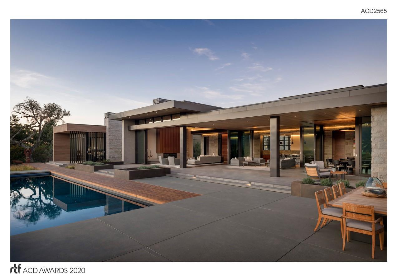 Portola Valley House By SB Architects - Sheet1