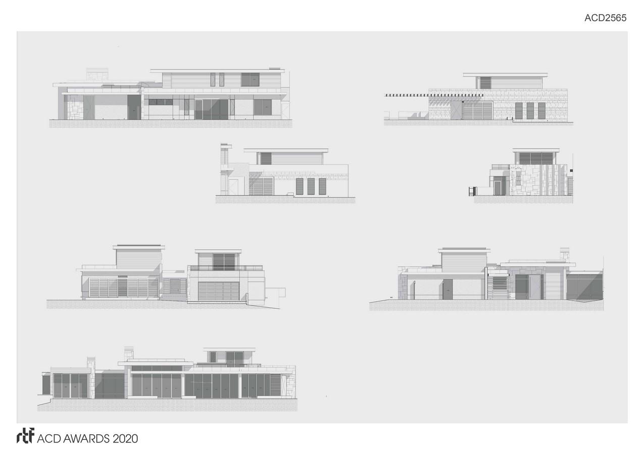 Portola Valley House By SB Architects - Sheet2