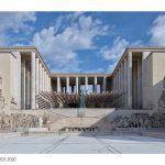Refurbishment of Musée d'Art Moderne, Paris By h2o architectes - Sheet1