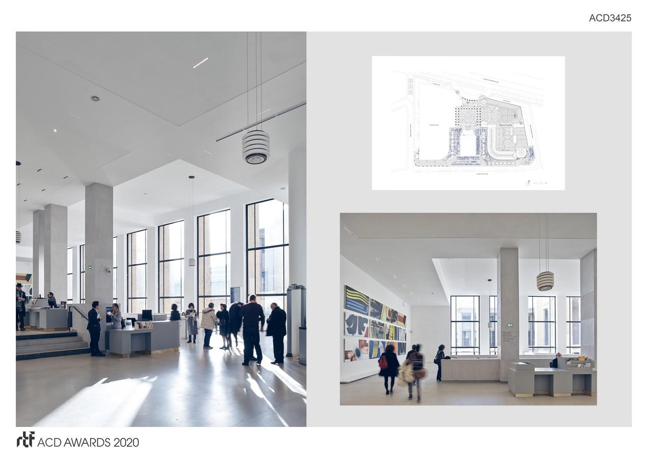Refurbishment of Musée d'Art Moderne, Paris By h2o architectes - Sheet4