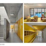 School group René Beauverie in Vaulx-en-Velin By Dominique Coulon et associés - Sheet5