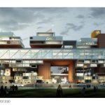 Shenzhen Longgang Vanke Bantian Air Conditioning Factory By Shenzhen Yijing Architectural design Co - Sheet1