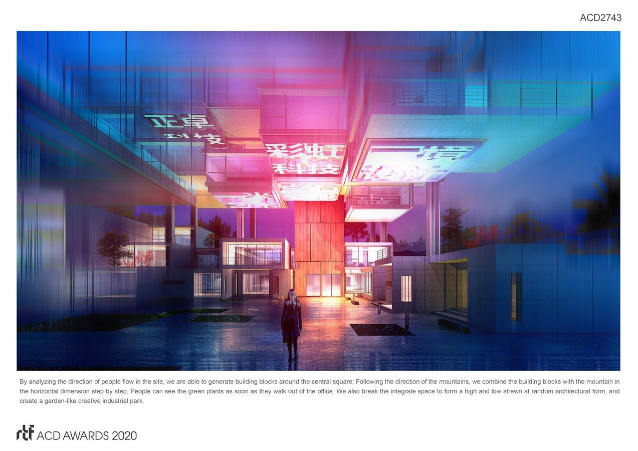 Shenzhen Longgang Vanke Bantian Air Conditioning Factory By Shenzhen Yijing Architectural design Co - Sheet4