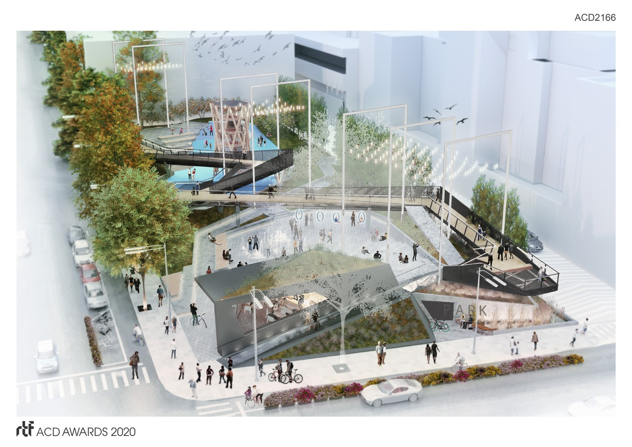Smithe & Richards Urban Park By DIALOG - Sheet1
