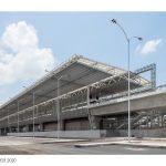 TOLUCA TRAIN TRAIN STATION By SENER Ingenieria y sistemas - Sheet1