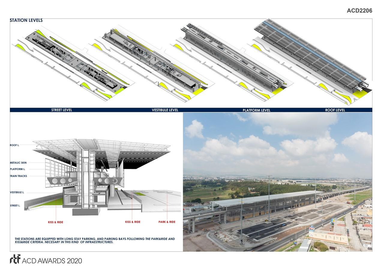 TOLUCA TRAIN TRAIN STATION By SENER Ingenieria y sistemas - Sheet3